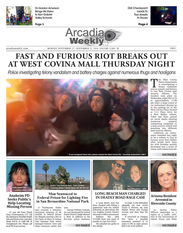 ARC 09/17/2018 by Beacon Media News - issuu