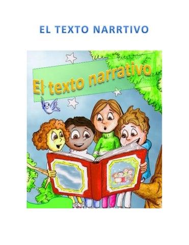 El Texto Narrativo By Tefa Aguirre12 Issuu