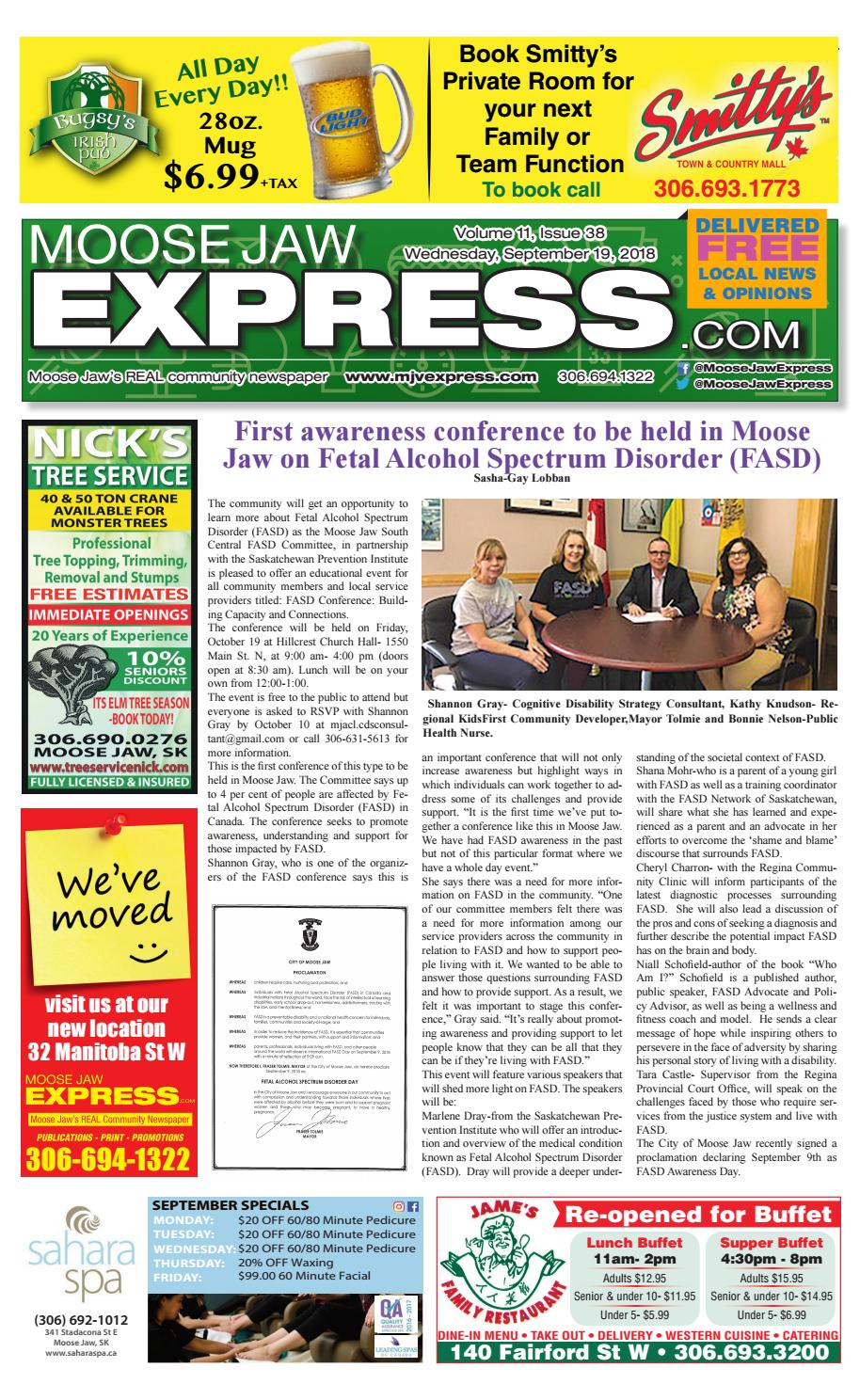 7a9f5beb Moose Jaw Express by Moose Jaw Express - issuu