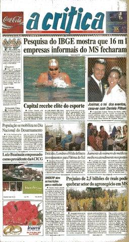 f8d7d8da8a760 Jornal A Critica - Edição 1231- 22 05 2005 by JORNAL A CRITICA - issuu