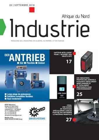 Industrie Afrique du Nord 20