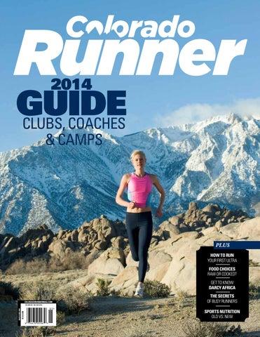 Colorado Runner Issue 70: Winter 20152016 by Colorado