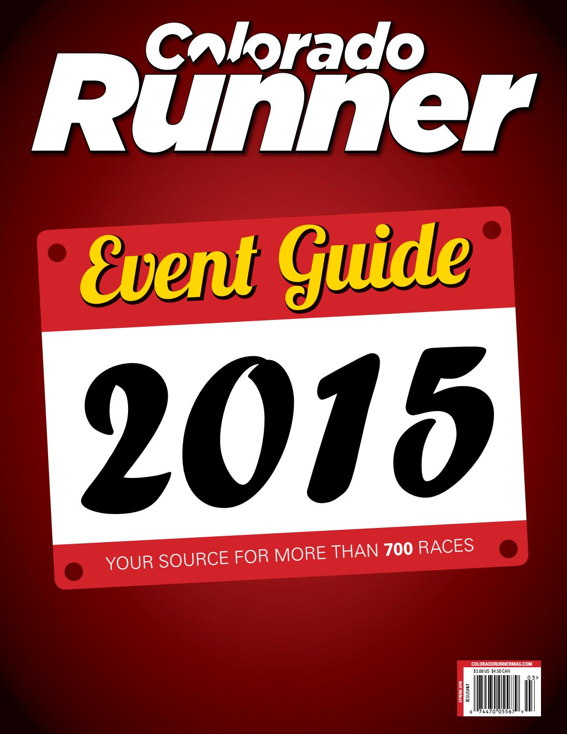 Colorado Runner Issue 67 Spring 2015 By Colorado Runner Issuu