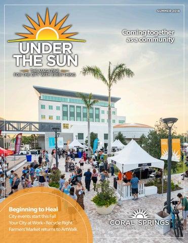 Under The Sun Magazine Summer 2018 By Under The Sun Magazine Issuu
