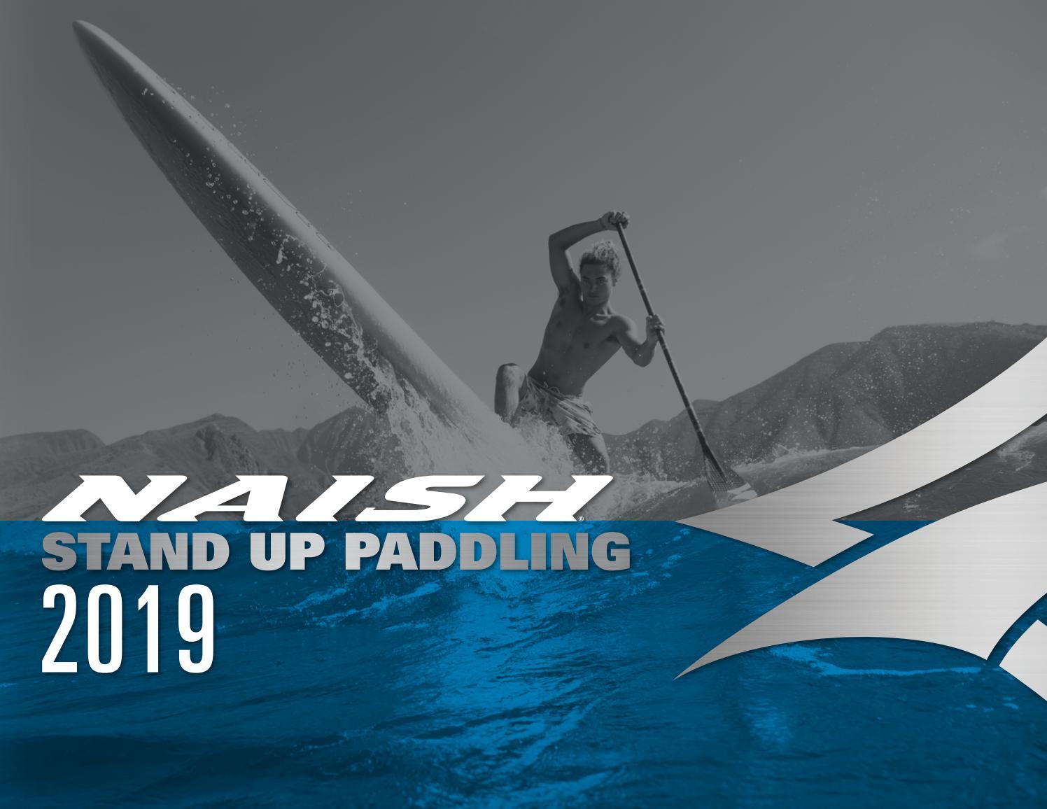 4feb149c3 Naish Stand Up Paddling | 2019 Dealer Book by Naish International ...