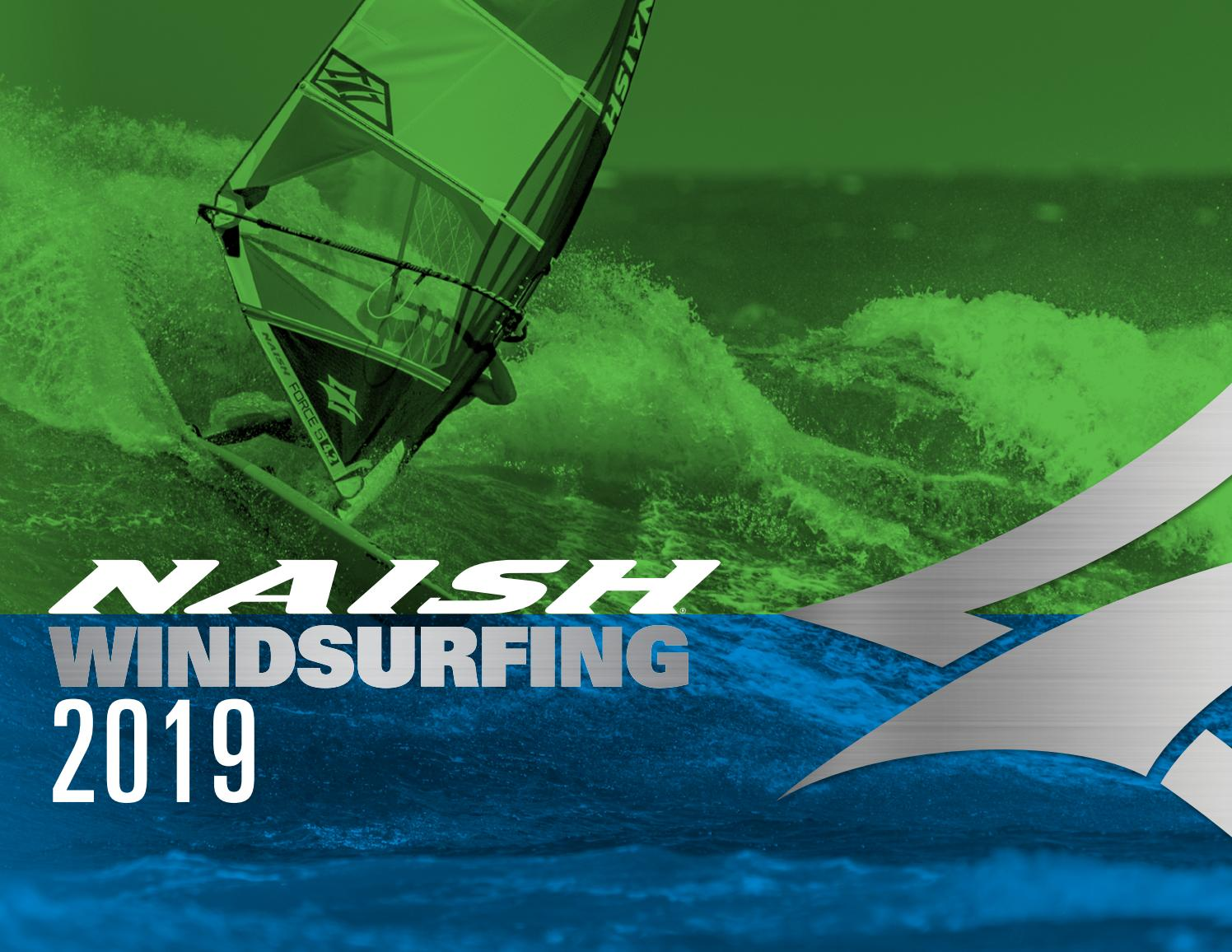 Naish Windsurfing | 2019 Dealer Book by Naish International