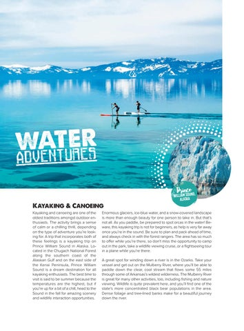 Page 56 of Outdoor Expeditions: Water