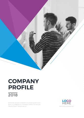 Company Profile By Brochures99 Issuu