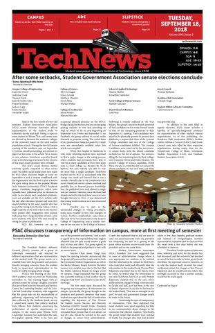 Volume 190 Issue 3 by TechNews - issuu