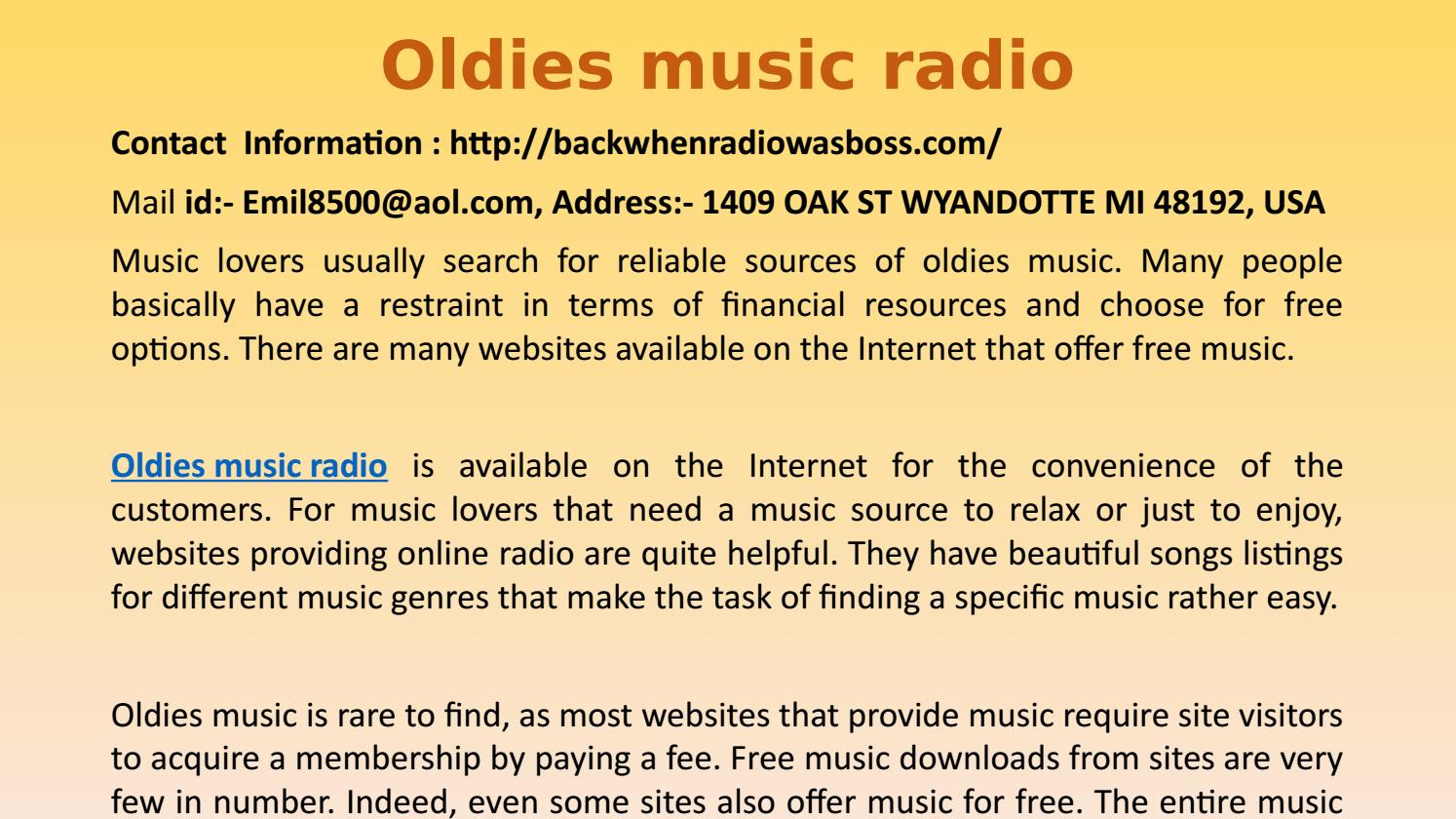 reliable free music download sites