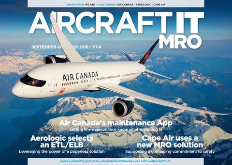 Aircraft IT MRO V7 4, September-October 2018 by aircraftit - issuu