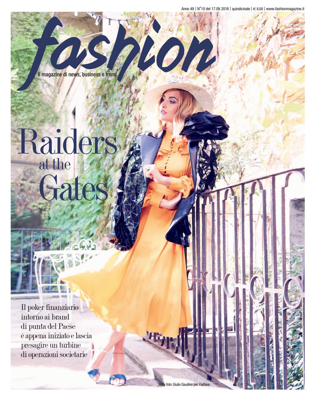 Fashion Magazine n° 10 2018 by Fashionmagazine - issuu d90feffe9e3