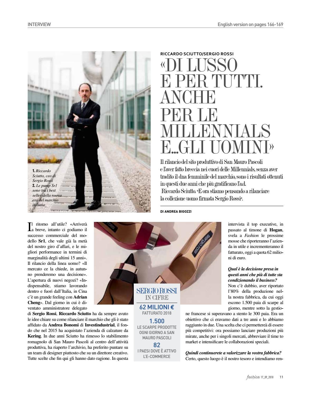 Fashion Magazine n° 102018 by Fashionmagazine issuu