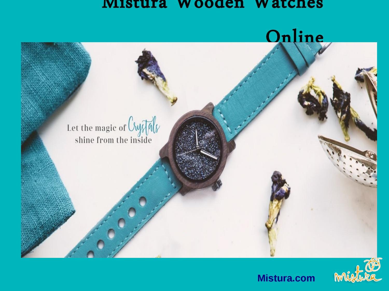 Mistura Best Watch Brands For Men In The World By Misturabrooklyn