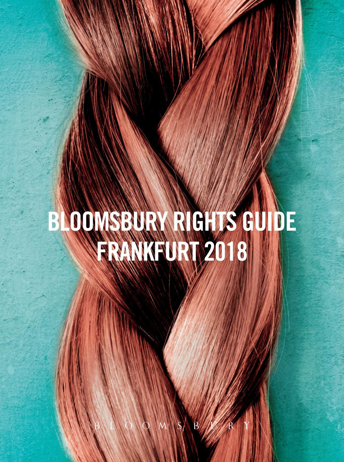 Bloomsbury Rights Guide 2018 by Bloomsbury Publishing - issuu aaee4fc9a