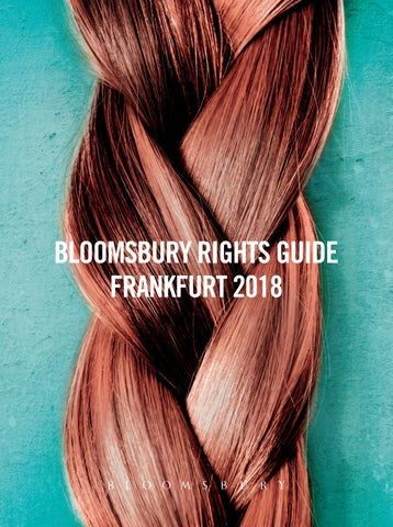 Bloomsbury Rights Guide 2018 By Bloomsbury Publishing Issuu
