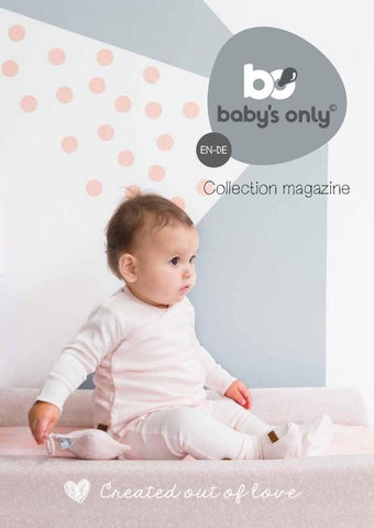 Baby S Only Catalogue En De By Huisman Tricot Issuu