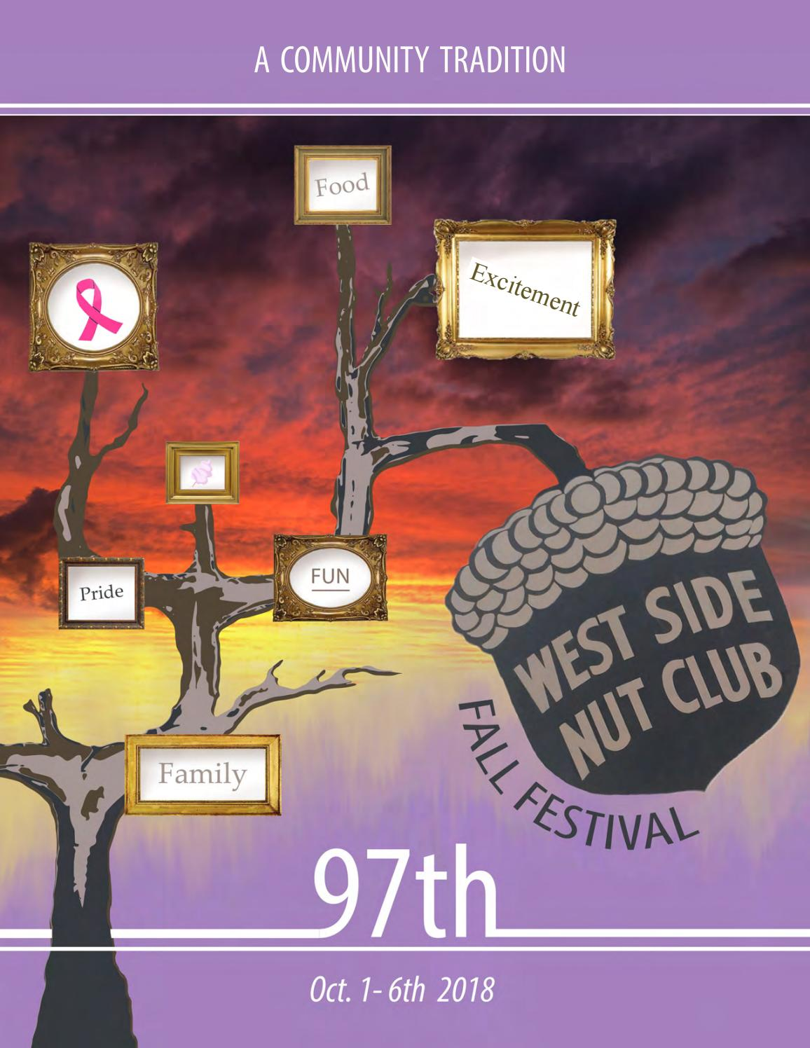 97th Annual West Side Nut Club Fall Festival Booklet by West ...
