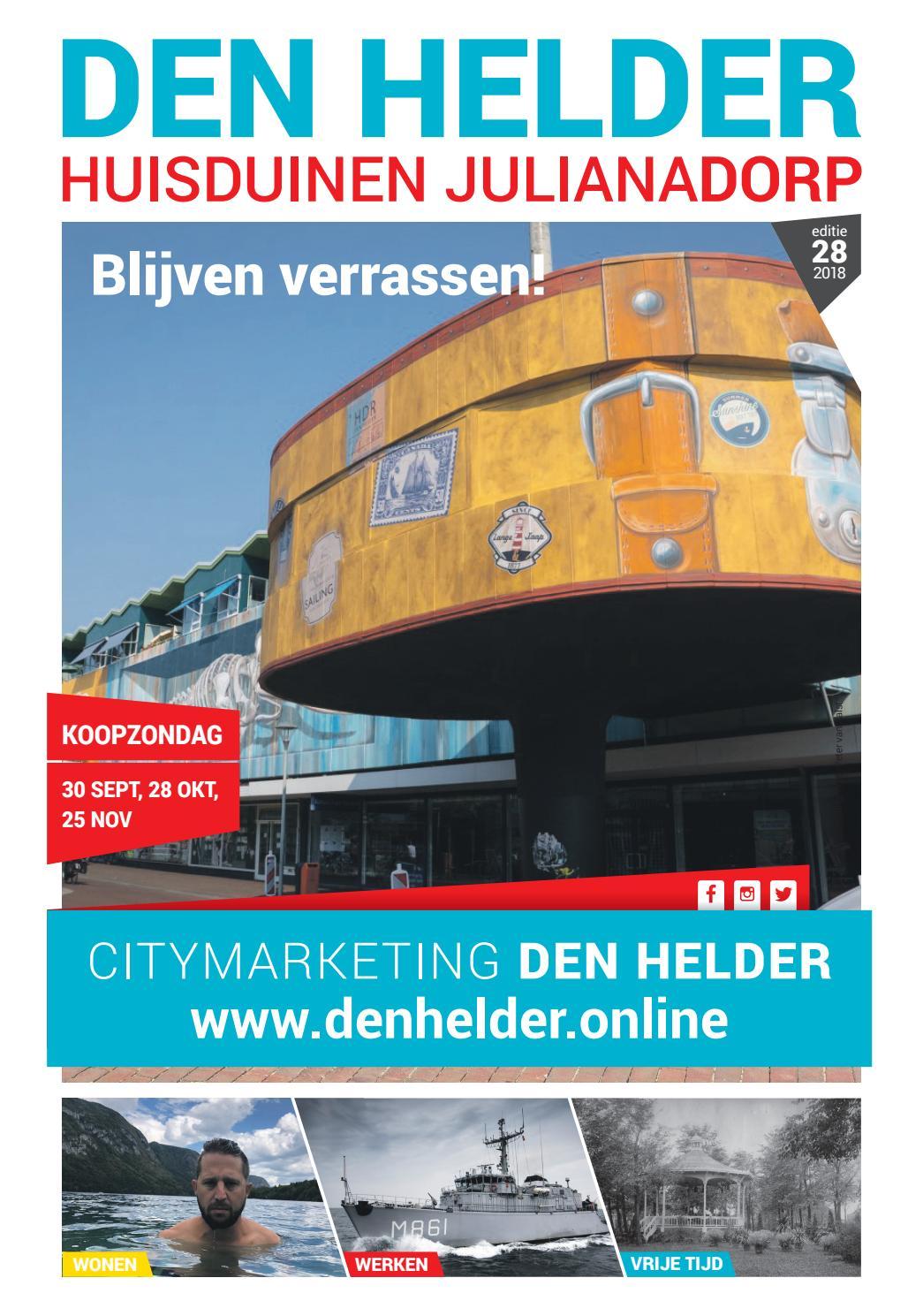 Den Helder Huisduinen Julianadorp editie 28 by Zeeman