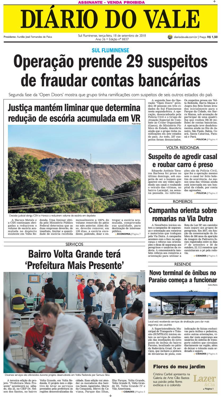 9f7caa77429 8837 - Diario - Terça-feira - 18.09.2018 by Diário do Vale - issuu