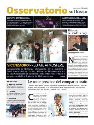 67dbb87a75 Oss-Lusso - Settembre 2018 by Golfarelli Editore International Group ...