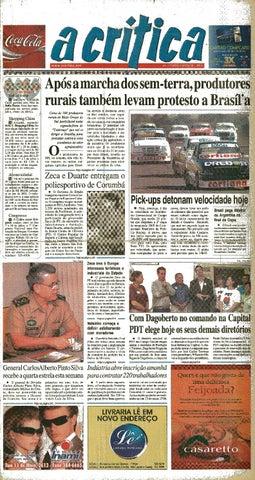 6fab9643d Jornal A Critica - Edição 1236- 26/06/2005 by JORNAL A CRITICA - issuu