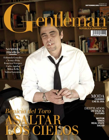 Issuu Gentleman By 34 Republica Dominicana Rd 3LRj4A5