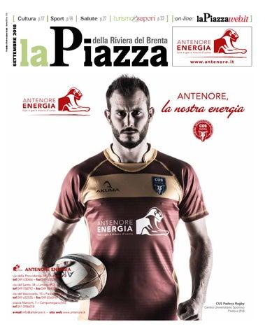 La Piazza Della Riviera Del Brenta Sett2018 N113 By Lapiazza Give