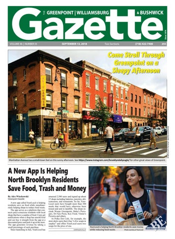 Greenpoint Gazette by Nat - issuu