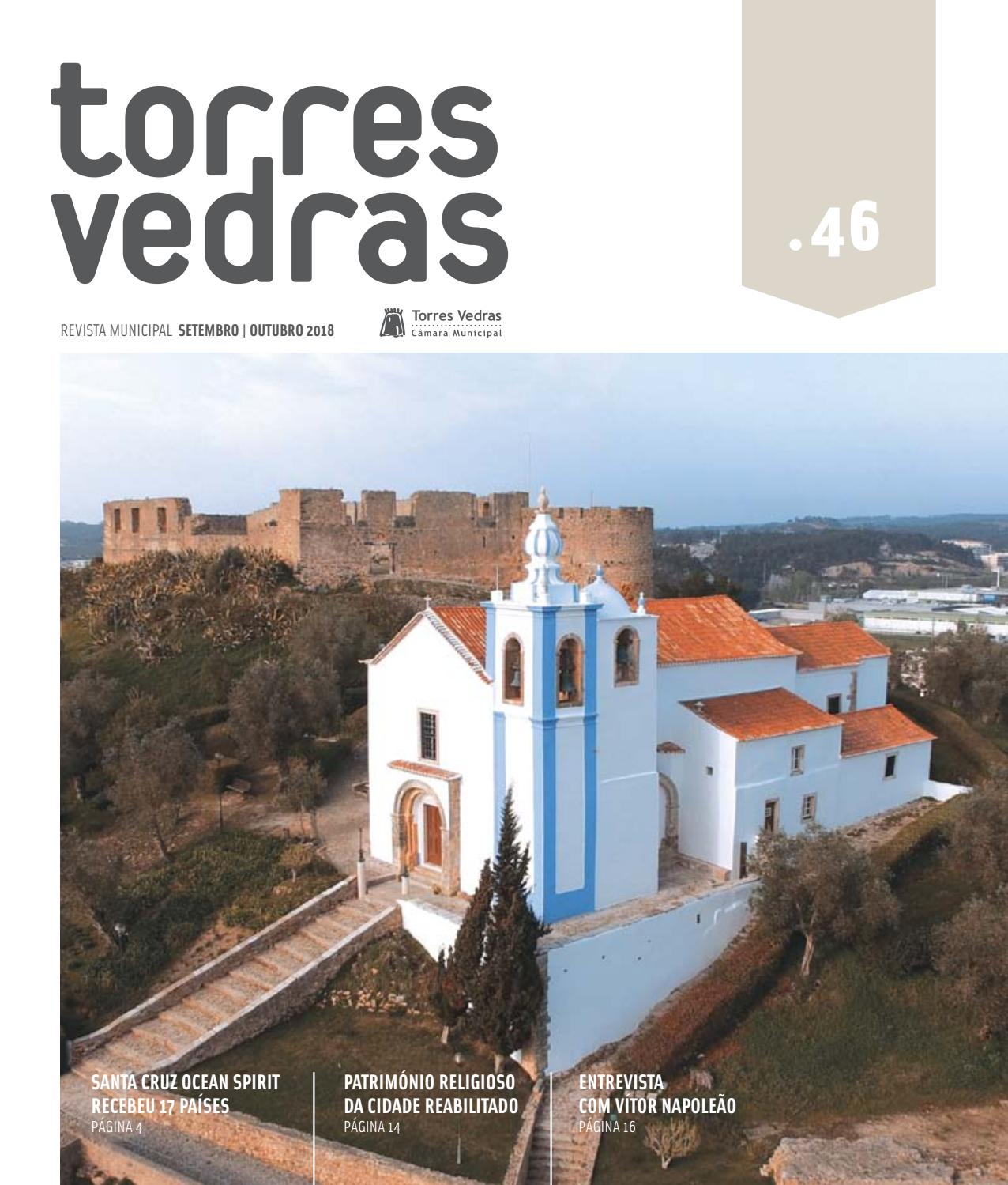 Revista Municipal TORRES VEDRAS nº46 - Set Out by joao perdigao - issuu fc5cdab414bd6