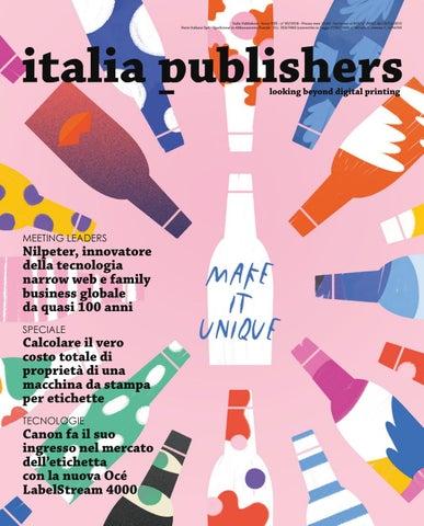Italia Publishers - Anno XXX - n° 05 2018 - Prezzo euro 10 8b975f9e801