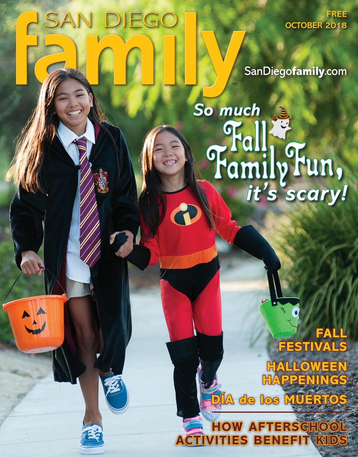 8bfe2f4b550 San Diego Family October Fall Issue by San Diego Family Magazine - issuu