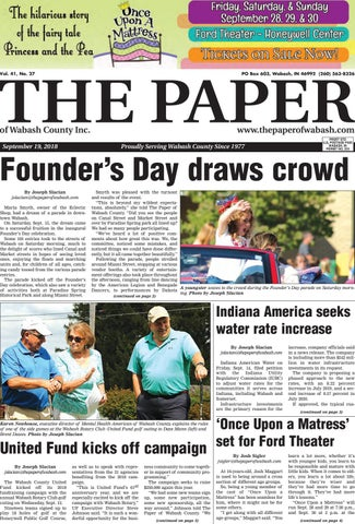 The Paper Of Wabash Couny Sept 9 Issue By The Paper Of Wabash