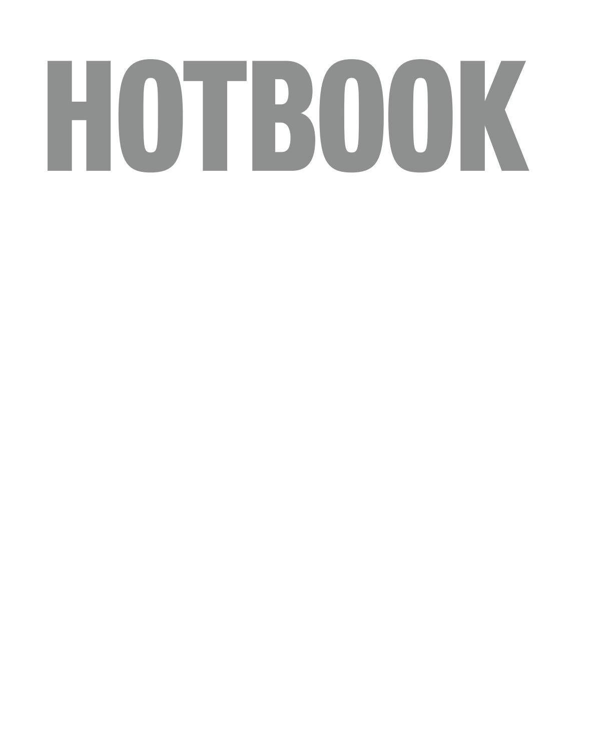 new product 14100 7e1b9 HOTBOOK 008 by HOTBOOK - issuu
