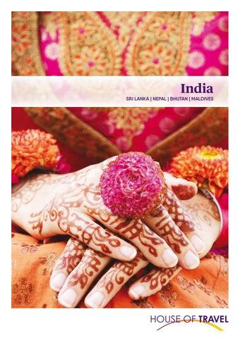 India, Sri Lanka, Nepal, Bhutan & Maldives Brochure 2019 by