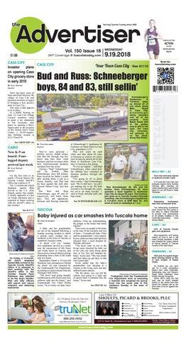 TCA 9-18-18 by Tuscola County Advertiser - issuu