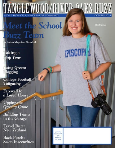 242c62b833b067 The Tanglewood River Oaks Buzz - October 2018 by The Buzz Magazines ...
