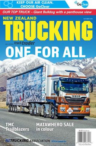 New Zealand Trucking October 2018 by NZTrucking - issuu