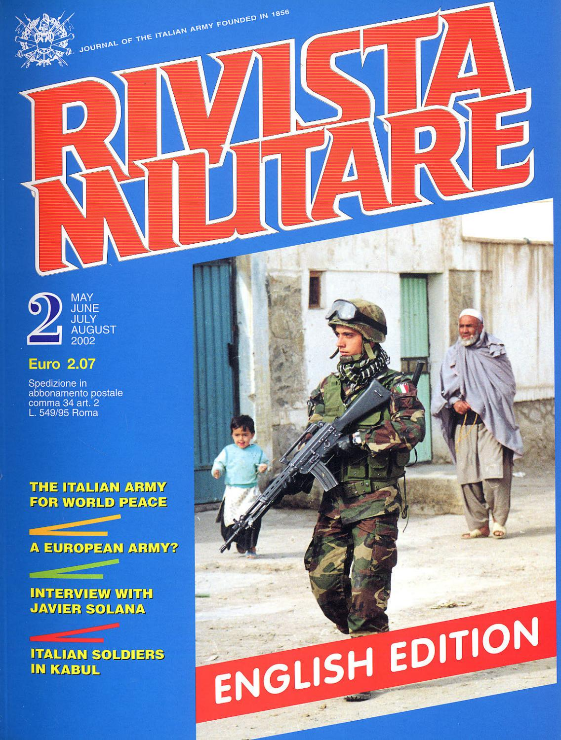 Journal Of Italian Army 2002 N2 Rivista Militare By Biblioteca Navy Electricity And Electronics Training Series Neets Module 8 Issuu