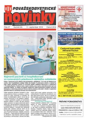 Považskobystrické novinky č. 37 2018 by Považskobystrické novinky ... 544a12ac331