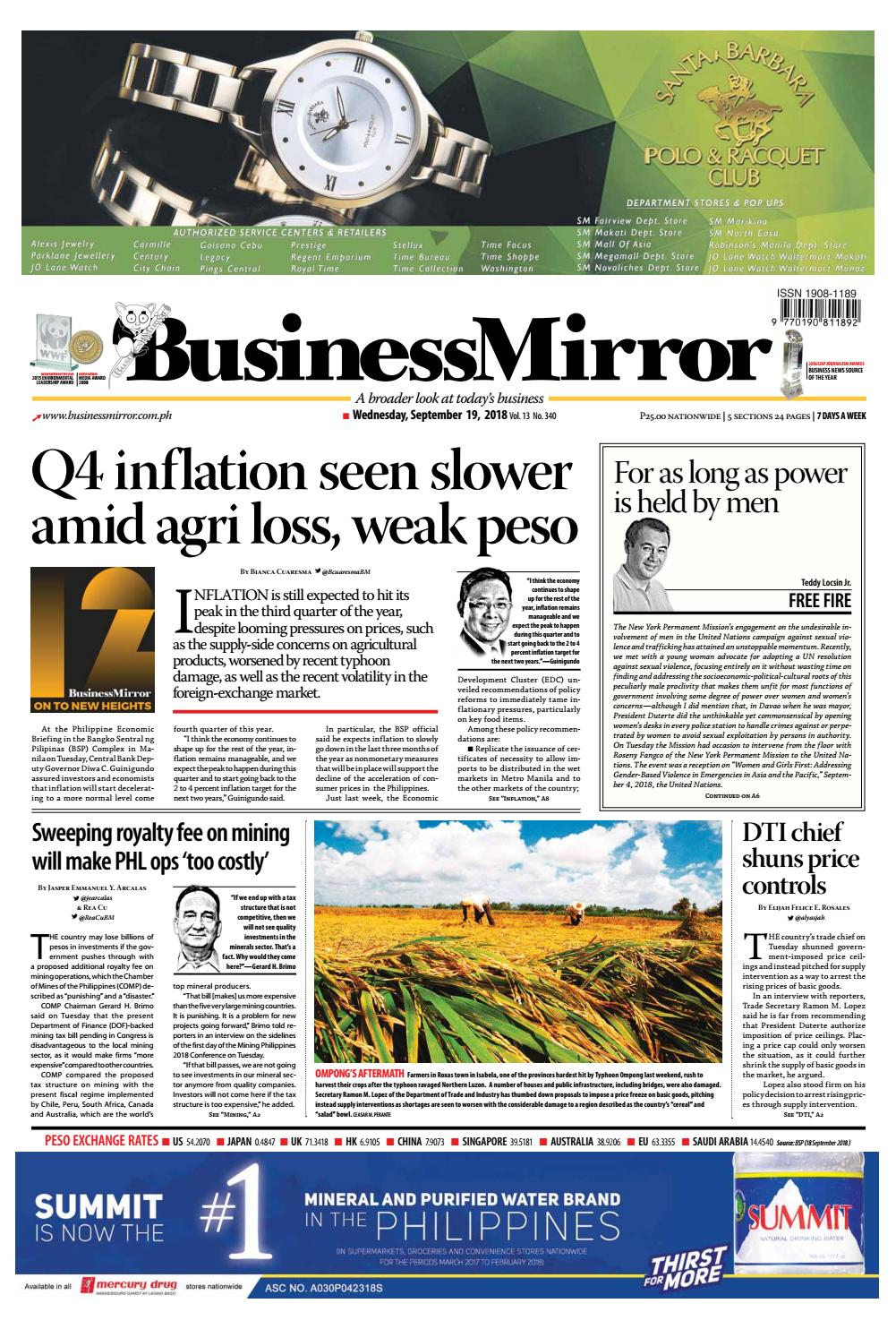 BusinessMirror September 19 7fab976152