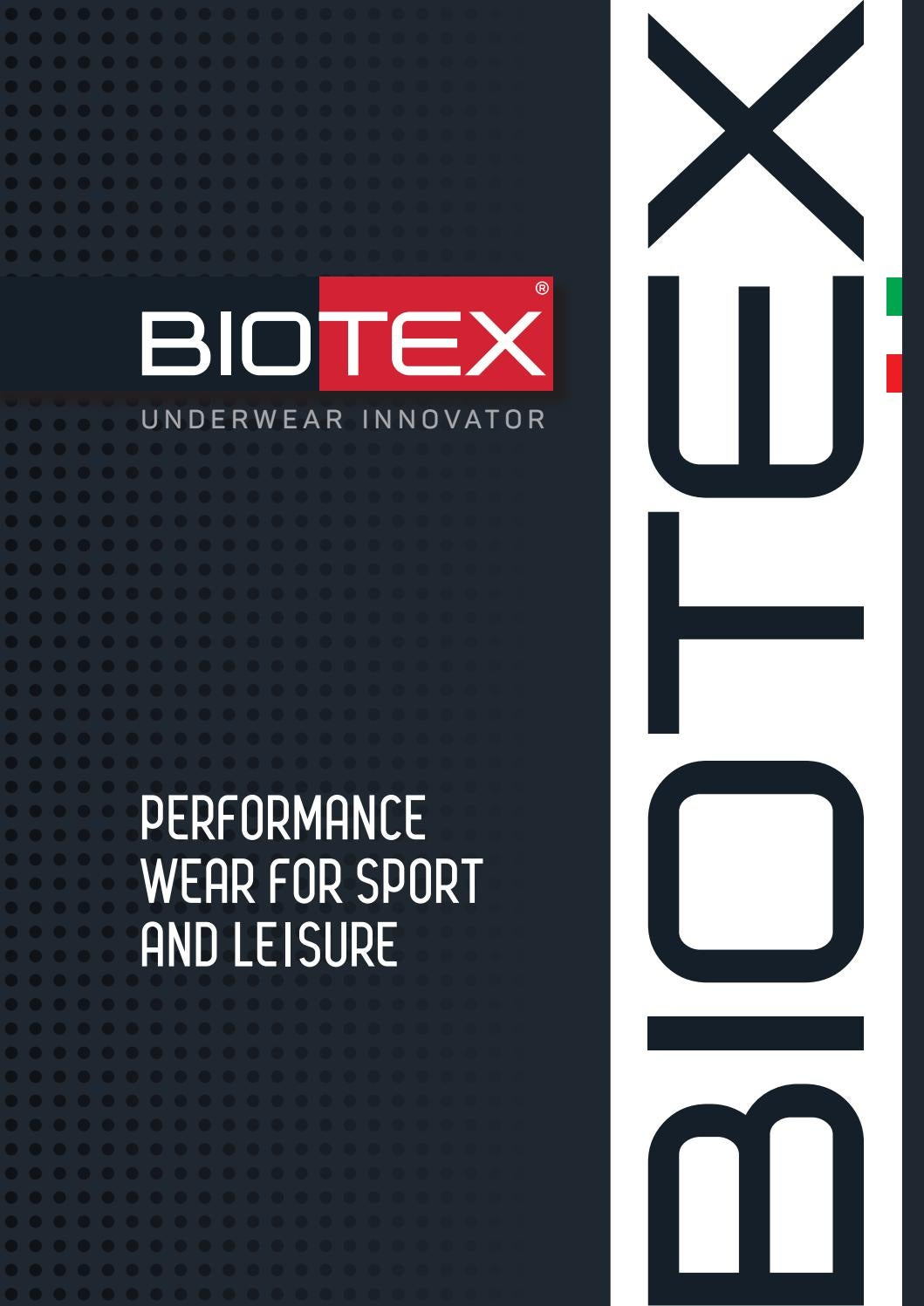 Canotta Seamless Uomo BIOTEX Bioflex