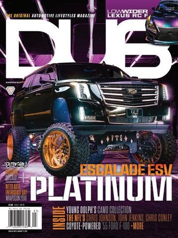 sale retailer 33d5e 5bd68 DUB Magazine, Issue 107