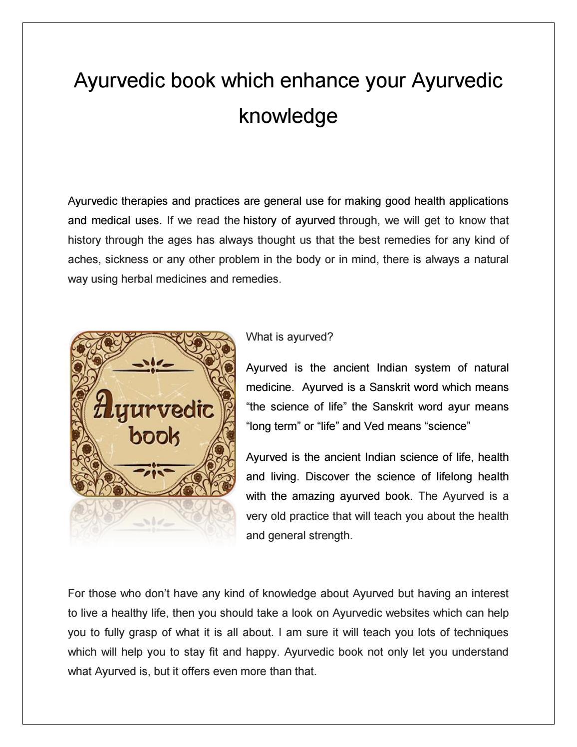 ayurvedic book by smita patil - issuu
