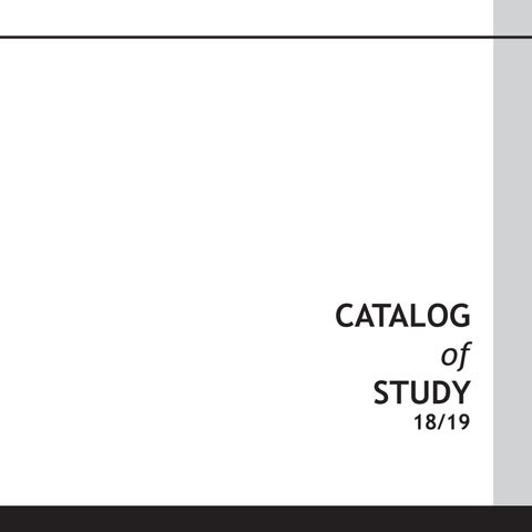 ACT Catalog 2018-19 by Anatolia College - issuu