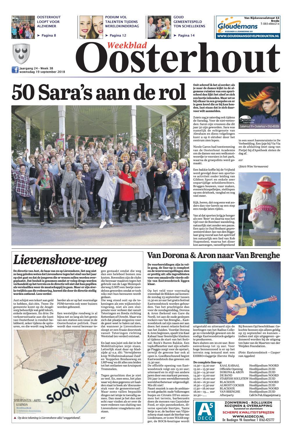 702154d28a54c1 Weekblad Oosterhout 19-09-2018 by Uitgeverij Em de Jong - issuu