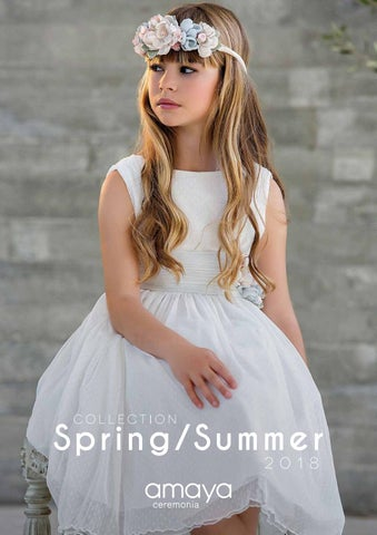 7c641bd66aa1 Look Book Ceremonia Primavera - Verano 2018 by Amaya Fashion for ...