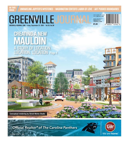 September 21, 2018 Greenville Journal by Community Journals