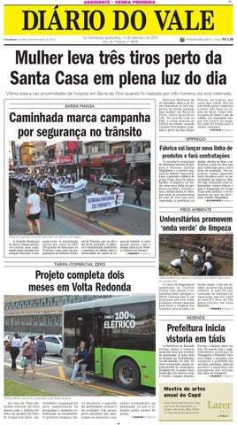 8838 - Diario - Quarta-feira - 19.09.2018 by Diário do Vale - issuu a01503d444baa