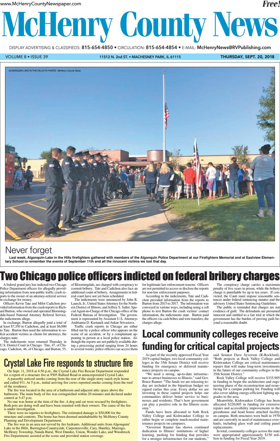 MC92018 by Southern Lakes Newspapers / Rock Valley